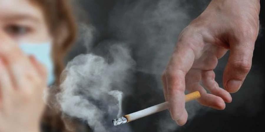 Пссивное курение - фото