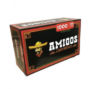 COMPANEROS AMIGOS гильзы для табака, 1000 штук