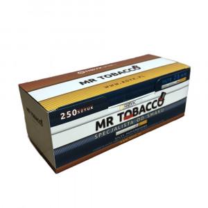 MR TABACCO - гильзы для табака, 250 шт