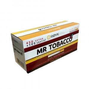 MR TABACCO - гильзы для табака, 550 шт
