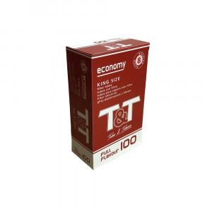 BISTA T&T - гильзы для табака, 100 штук