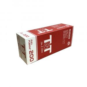 BISTA T&T гильзы для табака, 200 штук