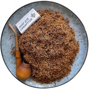 Табак Вирджиния ферментированный (Virginia) лапшой (средняя крепость), 1 кг
