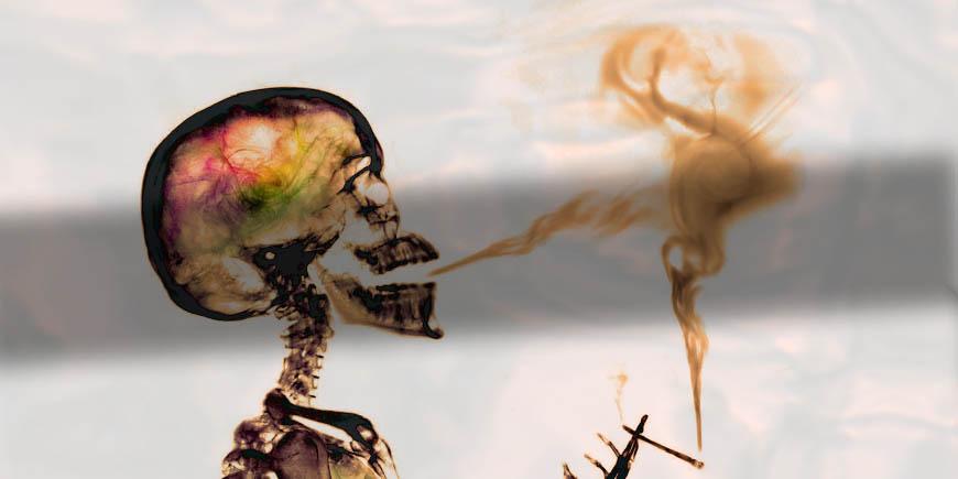 Воздействие дыма табака на здоровье человека